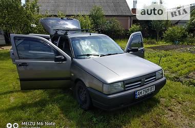 Цены Fiat Tipo Бензин