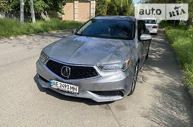 Цены Acura TLX Бензин