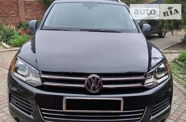 Ціни Volkswagen Touareg Бензин