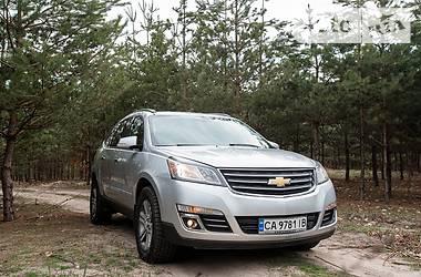 Цены Chevrolet Traverse Бензин