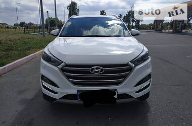 Цены Hyundai Tucson Бензин