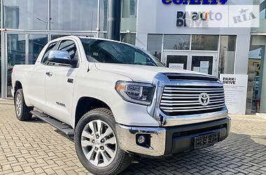 Цены Toyota Tundra Бензин