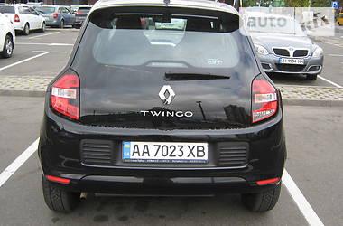 Ціни Renault Twingo Бензин