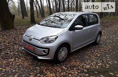 Цены Volkswagen Up Бензин