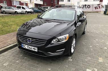 Ціни Volvo V60 Бензин