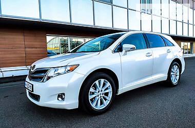 Цены Toyota Venza Бензин