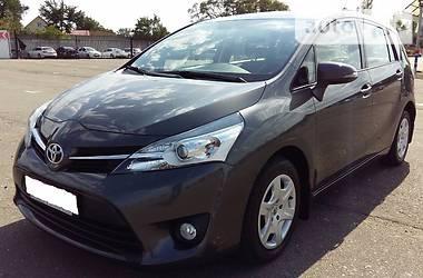 Цены Toyota Verso Бензин