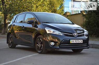 Ціни Toyota Verso Бензин