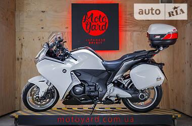 Цены Honda VFR 1200 Бензин