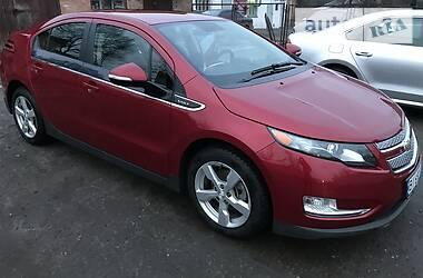 Цены Chevrolet Volt Бензин