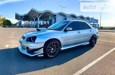 Цены Subaru WRX STI Бензин