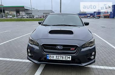 Цены Subaru WRX Бензин