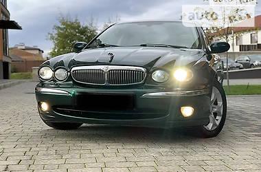 Цены Jaguar X-Type Бензин