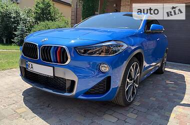 Цены BMW X2 Бензин
