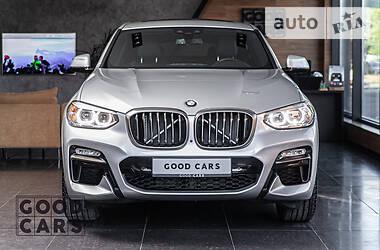 Цены BMW X4 Бензин