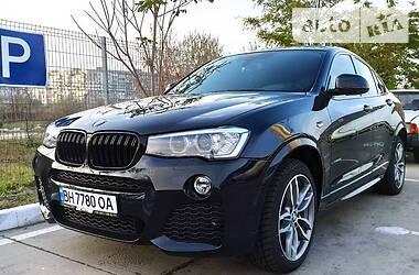 Ціни BMW X4 Бензин