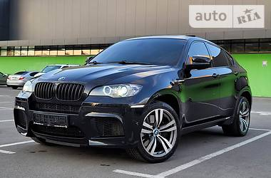 Цены BMW X6 M Бензин