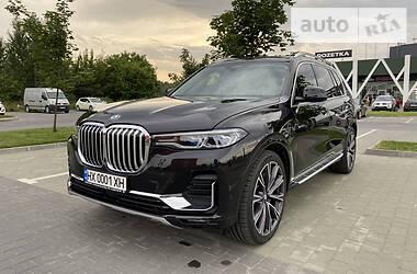 Цены BMW X7 Бензин