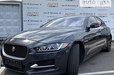 Цены Jaguar XE Бензин