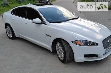 Цены Jaguar XF Бензин