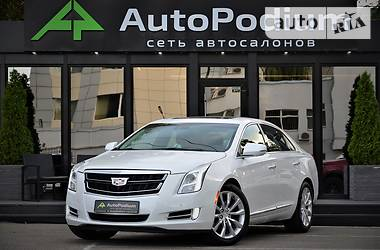 Цены Cadillac XTS Бензин