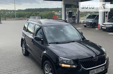 Цены Skoda Yeti Бензин