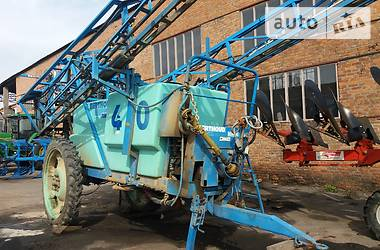 Berthoud Major Mack 40 4000L 1995