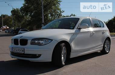 BMW 118 D AT (143 л.с.) 2010