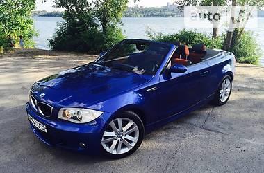 BMW 120 Cabrio 2008