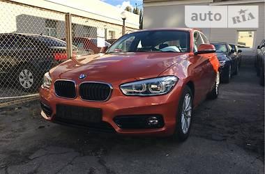BMW 120  2016