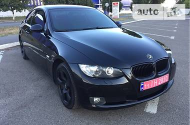 BMW 3 Series e92, M-package  2007