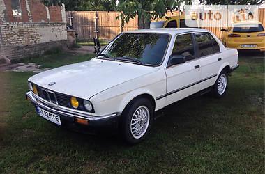 BMW 3 Series  1986