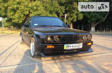 BMW 3 Series shadow line 1986