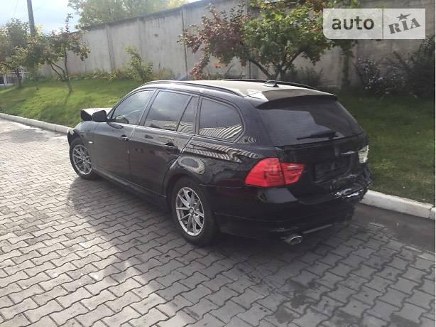 BMW 3 2012 року