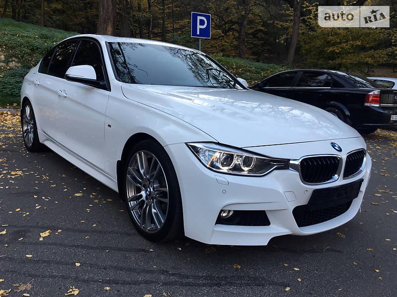 BMW 3 2014 року