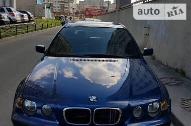 BMW 316 e46 Compact 2001
