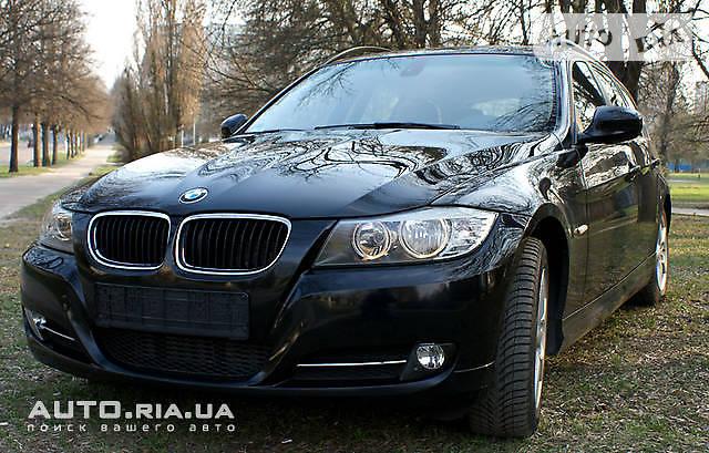 BMW 3 2009 року