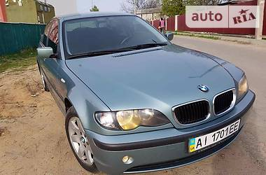 BMW 318 e-46 2003