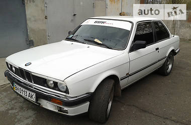 BMW 318 1.8i м10 1986