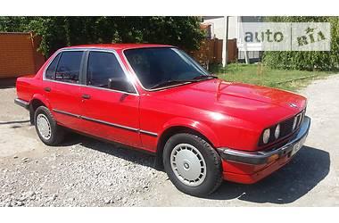 BMW 318 газ 1987
