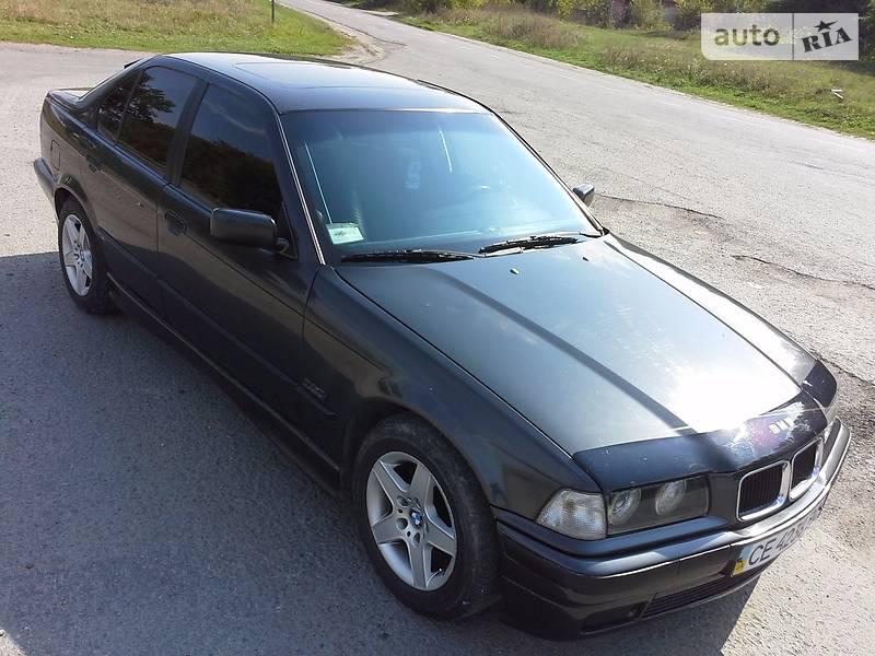 BMW 3 1992 года