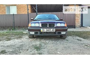 BMW 318 318IS 1992