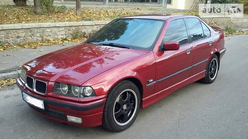 BMW 3 1994 року