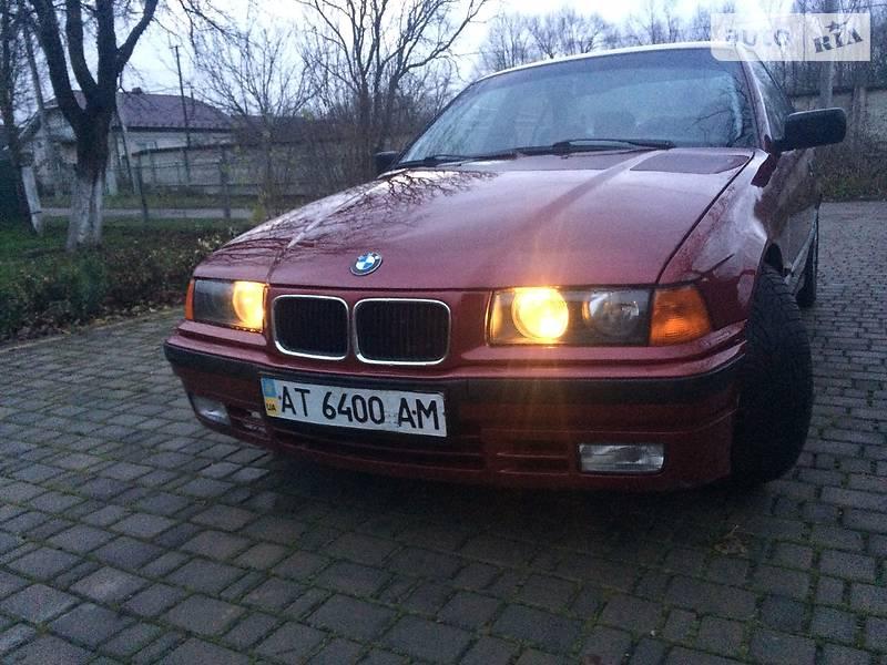 BMW 3 1995 року