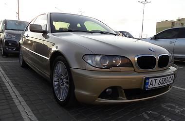 BMW 318 CI 2003