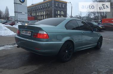 BMW 320 E46 Coupe 2003