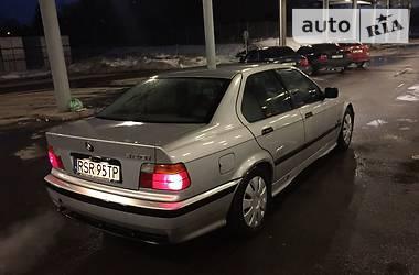 BMW 320 drift 1994