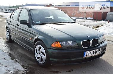 BMW 320 E 46 1999