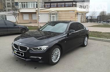 BMW 320 luxury 2014