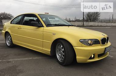 BMW 320 COUPE 2005
